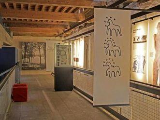 Keltenmuseum Heuneburg, Innenansicht