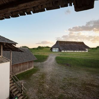 Heuneburg – Stadt Pyrene, Rekonstruktionen
