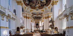 Monastère de Wiblingen, l'église abbatiale