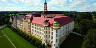 Monastère d' Ochsenhausen, Vue extérieure
